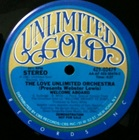 The Love Unlimited Orchestra (Webster Lewis) / Welcome Aboard (81)Unlimited Gold