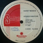 Harry Mosco / Step On (80) Samba