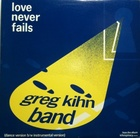 Greg Kihn Band / Love Never Fails (83) Beserkley