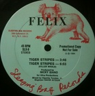 Felix / Tiger Stripes (84) Sleeping Bags Arthur Russel & Nicky Siano