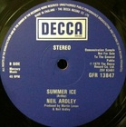 Neil Ardley / Summer Ice leap in the dark Harmony of the Spheres  (79)Decca