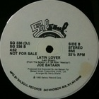 Joe Bataan / Latin Lover (80)Salsoul